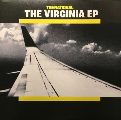"""The National<br>The Virginia EP<br>12"""", EP, Yellow"""